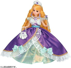 リカちゃん ドレス ゆめみるお姫さま マーメイドジュエルドレス【新品】 (リカちゃん人形 着せ替え人形 女の子向け タカラトミー)