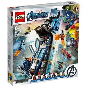 レゴ スーパーヒーローガールズ アベンジャーズ・タワーの決戦 76166【新品】 LEGO Super Hero Girls 知育玩具