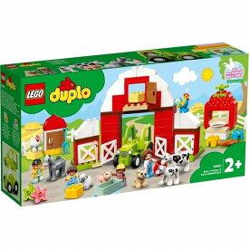 レゴ デュプロ たのしいぼくじょう 10952【新品】 LEGO 知育玩具