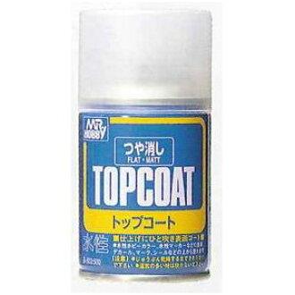 漆 B503 先生...顶部外套磨砂 — — 水性漆 tsuyakeshi-GSI