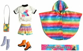 リカちゃん ドレス #Licca #ハッピーサマーフェス ウェア【新品】 (リカちゃん人形 着せ替え人形 女の子向け タカラトミー) 【宅配便のみ】