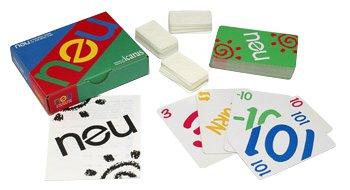 ノイ (Neu)【新品】 カードゲーム アナログゲーム テーブルゲーム ボドゲ 【メール便不可】