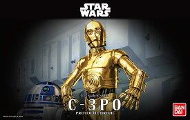 STAR WARS 1/12 C-3PO【新品】 スター・ウォーズ プラモデル 【宅配便のみ】