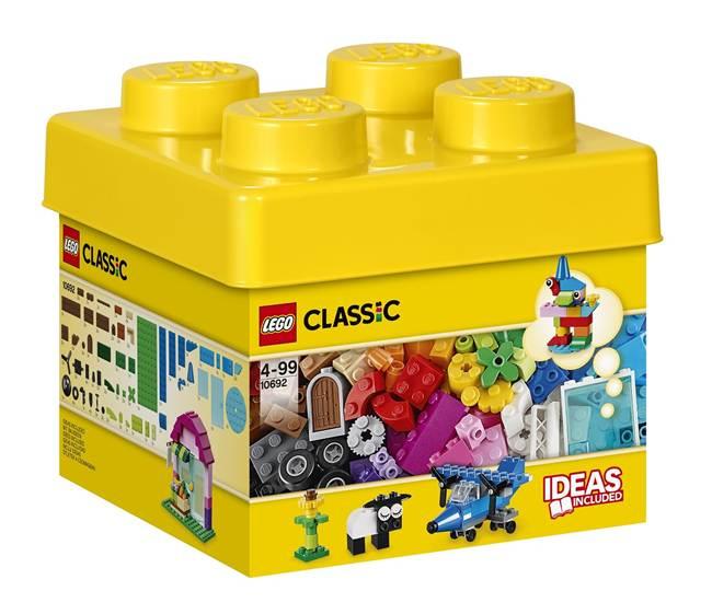 レゴ クラシック 黄色のアイデアボックス ベーシック 10692【新品】 LEGO CLASSIC 知育玩具 【宅配便のみ】