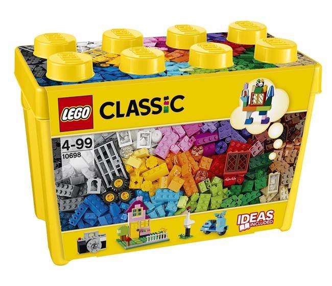 レゴ クラシック 黄色のアイデアボックス スペシャル 10698【新品】 LEGO CLASSIC 知育玩具 クリスマス プレゼント【宅配便のみ】