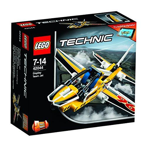 レゴ テクニック エアショージェット 42044【新品】 LEGO 知育玩具 【宅配便のみ】