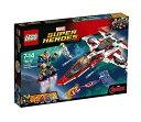 レゴ スーパー・ヒーローズ アベンジェット スペースミッション 76049【新品】 LEGO MARVEL 知育玩具 【宅配便のみ】