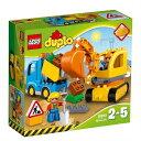 レゴ デュプロ デュプロのまち トラックとショベルカー 10812【新品】 LEGO 知育玩具 【宅配便のみ】