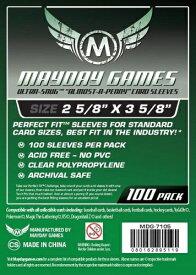【メール便発送可】MDG-7105 カードスリーブ【新品】 ボードゲーム カードゲーム アナログゲーム テーブルゲーム ボドゲ