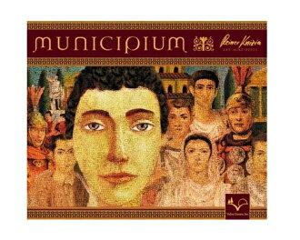 Municipium (ムニキピウム) ボードゲームアナログゲームテーブルゲームボドゲ
