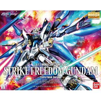 1 / 100 strike freedom Gundam extra finish version (Gundam SEED DESTINY)