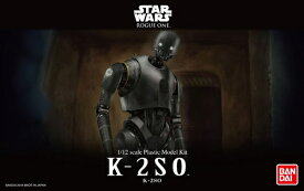 STAR WARS 1/12 K-2SO【新品】 スター・ウォーズ プラモデル 【宅配便のみ】