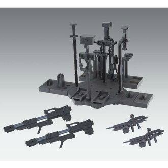 MG 1 / 100,武器和盔甲衣架答全装甲高达 Ver.ka (高达迅雷版本) (移动西装高达迅雷) 高达模型套件高达塑料模型限量版
