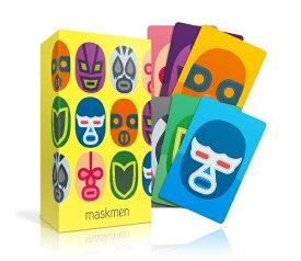 マスクメン オインクゲームズ【新品】 カードゲーム アナログゲーム テーブルゲーム ボドゲ 【メール便不可】