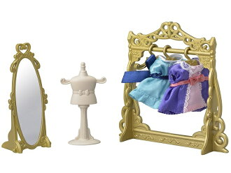 Sylvanian Families town series fashion dress shop