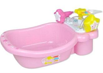 梅尔照顾零件梅尔的浴缸Pilot Ink(更衣娃娃、智育玩具)