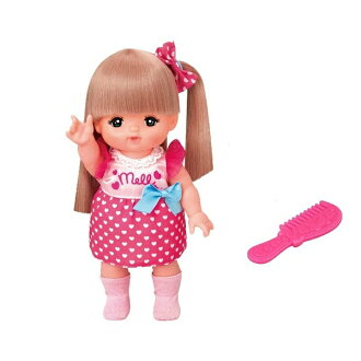 Mel doll set fashion hair Mel (NEW) Pilot Ink (dress-up doll, cognitive education toy)
