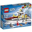 レゴ シティ フィッシングボート 60147【新品】 LEGO 知育玩具 【宅配便のみ】