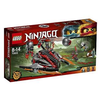 regoninjagobenobureimu·粉碎器70624 LEGO智育玩具