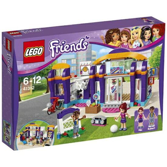 Lego朋友心湖體育俱樂部41312 LEGO Friends智育玩具 Game And Hobby Kenbill