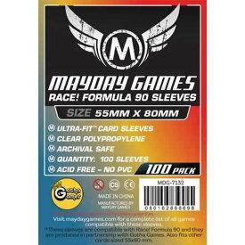【メール便発送可】MDG-7132 カードスリーブ 55mm×80mm Race! Formula 90 (pack of 100)【新品】 ボードゲーム カードゲーム アナログゲーム テーブルゲーム ボドゲ