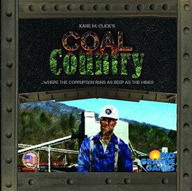 Coal Country(コールカントリー)【並行輸入品】【新品】ボードゲーム アナログゲーム テーブルゲーム ボドゲ 【宅配便のみ】