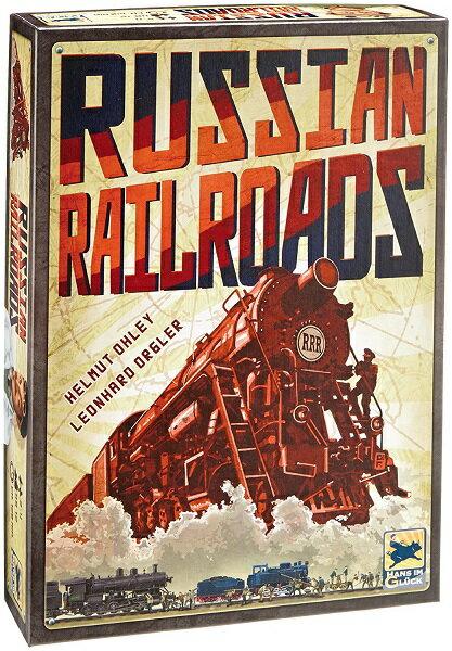 ロシアンレールロード(Russian Railroads)【新品】 ボードゲーム アナログゲーム テーブルゲーム ボドゲ 【宅配便のみ】