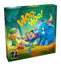 Woo-Hoo!【並行輸入品】【新品】ボードゲーム アナログゲーム テーブルゲーム ボドゲ 【宅配便のみ】