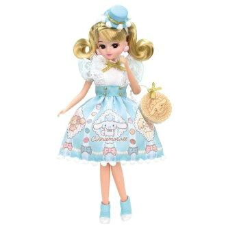 리카 LD-13 시나모로르 너무 좋아 리카 (리카 인형 아이들 장난감의 일종 여자 아이를 위한 다카라 토미) 크리스마스 선물