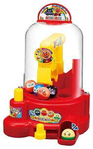 アンパンマン わくわくクレーンゲーム Jr.【新品】 知育玩具 おもちゃ 【宅配便のみ】