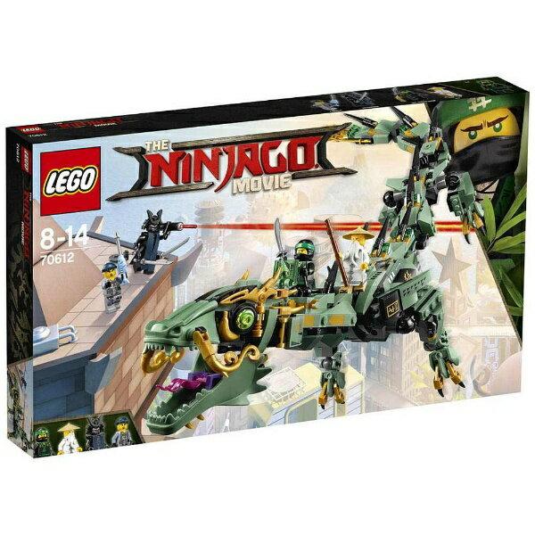 レゴ ニンジャゴー ロイドのメカドラゴン 70612【新品】 LEGO 知育玩具 【宅配便のみ】