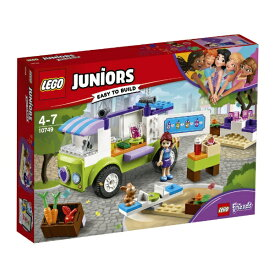 レゴ ジュニア フレンズ ミアのスムージーワゴン 10749【新品】 LEGO JUNIORS 知育玩具 【宅配便のみ】