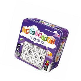 イメージダイス(iMAGiDiCE!) Gigamic社製品【新品】 カードゲーム アナログゲーム テーブルゲーム ボドゲ 【メール便不可】