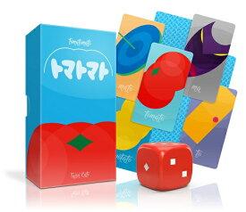 トマトマト【オインクゲームズ】【新品】 カードゲーム アナログゲーム テーブルゲーム ボドゲ 【メール便不可】
