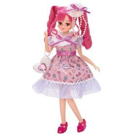 adbf0669e9d8a リカちゃん LD-15 コスメチックピンク 新品  (リカちゃん人形 着せ替え