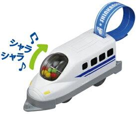 プラレール はじめてのプラレール おでかけN700系新幹線【新品】 タカラトミー 車両 本体 【宅配便のみ】