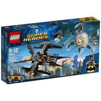 레고 슈퍼・히로즈밧트만:브라자아이・테이크 다운 76111 LEGO MARVEL 지육 완구