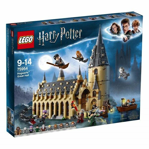 レゴ ハリー・ポッター ホグワーツの大広間 75954【新品】 LEGO ハリーポッター Harry Potter 知育玩具 【宅配便のみ】