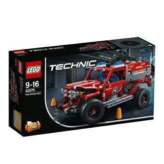 Lego技巧緊急救助車42075 LEGO智育玩具