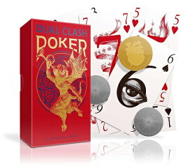 デュアルクラッシュ・ポーカー【オインクゲームズ】【新品】 カードゲーム アナログゲーム テーブルゲーム ボドゲ 【メール便不可】