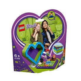 レゴ フレンズ ハートの小物入れ ミア 41358【新品】 LEGO Friends 知育玩具 【宅配便のみ】