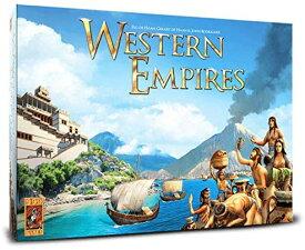 文明の曙:西方帝国 【Western Empires】【新品】 ボードゲーム アナログゲーム テーブルゲーム ボドゲ 【宅配便のみ】