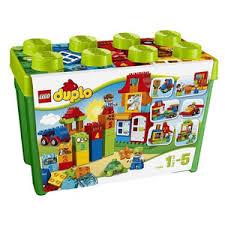 レゴ デュプロ みどりのコンテナスーパーデラックス 10580【新品】 LEGO 知育玩具 【宅配便のみ】