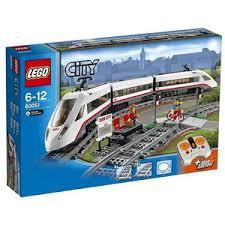 レゴ シティ ハイスピードパッセンジャートレイン 60051【新品】 LEGO 知育玩具 【宅配便のみ】