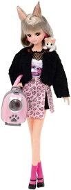 リカちゃん ドール # Licca #エモキャット【新品】 (リカちゃん人形 着せ替え人形 女の子向け タカラトミー) 【宅配便のみ】