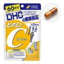 ★【DHC サプリメント】【メール便4個までOK】ビタミンC(ハードカプセル) 60日分 DHC サプリ カプセルタイプ 健康サ…