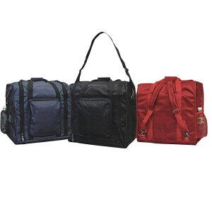 剣道 防具袋 3WAYデラックスナイロンバック手提げ ショルダー リュック 3通り使えるロングセラーの防具袋丈夫で長もちします 小学生 中学生 高校生