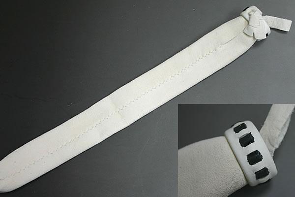 剣道竹刀用●柄革(吟革)手縫い【メール便】