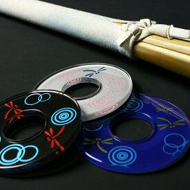 剣道 竹刀用・鍔(ツバ) ●化粧つば ●トンボ