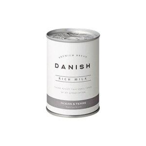 缶入りデニッシュパン リッチミルクギフト 非常食 デザイン 長期保存 ふっくら